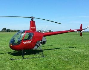 Hubschrauber selber fliegen - 20 Minuten 20 Minuten