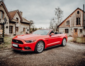 Ford Mustang fahren Bad Sachsa