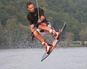 Wakeboarden - Donau Poikam Donau - ca. 1 Stunde