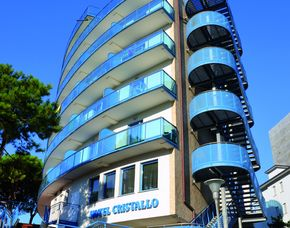 Kurzurlaub inkl. 30 Euro Leistungsgutschein - Hotel Cristallo - Lignano Sabbiadoro Hotel Cristallo