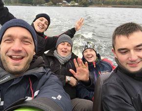 Sportbootführerschein Kombi - Berlin Sportbootführerschein - 4 Tage