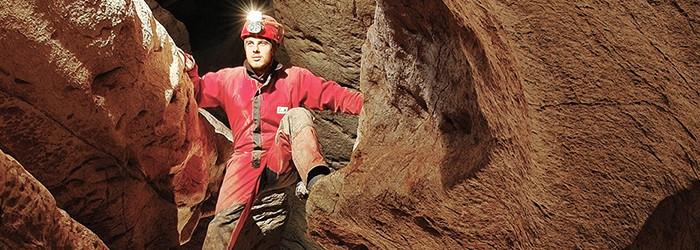 Höhlentrekking