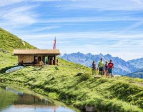 Wandertour Hochjoch - Hochjoch Bahn Talstation - Schruns Wandern inkl. Mittagessen – 4 Stunden