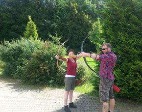 Bogenschießen - Clausthal-Zellerfeld 4 Stunden