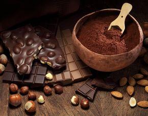 Schokoladenkurs (Tafelschokolade selber machen) Herstellung von mehreren Sorten Schokolade mit Verkostung, ca. 3 Stunden