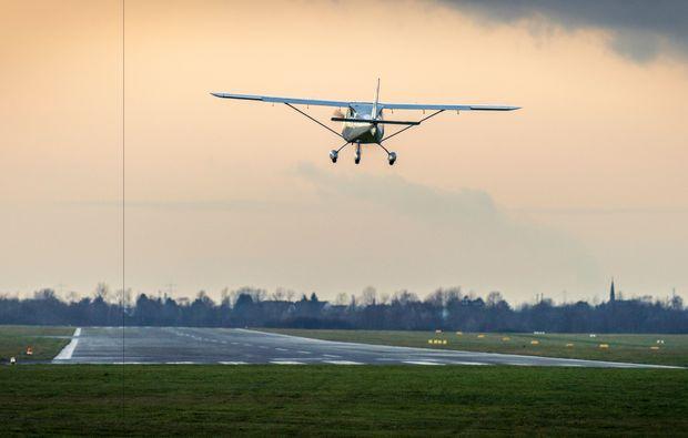 flugzeug-selber-fliegen-riesa-abheben