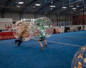 Bubble Football Ramstein-Miese...