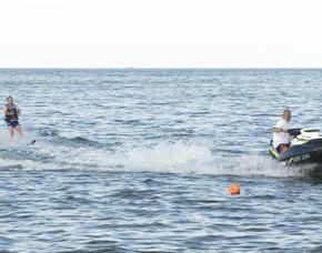 Wasserski fahren - Zinnowitz Ostsee - ca. 20 Minuten