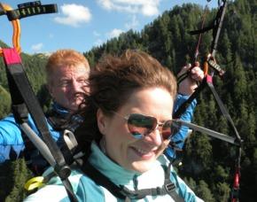 Gleitschirm Tandemflug - Berchtesgaden Königssee - ca. 1,5 bis 3,5 Stunden
