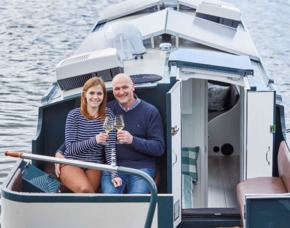 Hausboot Übernachtung Hamburg