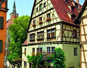Schlemmen & Träumen Rothenburg ob der Tauber