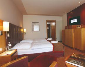 Kurzurlaub inkl. 120 Euro Leistungsgutschein - Hotel Dolce Bad Nauheim - Bad Nauheim bei Frankfurt Hotel Dolce Bad Nauheim