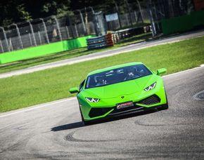 CH_Lamborghini Huracan selber fahren - 1 Runde - Red Bull Ring - Spielberg Lamborghini Huracan – 1 Runde –Streckenlänge 4318 Meter – Red Bull Ring