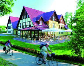 Kurzurlaub inkl. 80 Euro Leistungsgutschein - Spree Balance Kur & Wellness Haus - Burg Spree Balance Kur & Wellness Haus