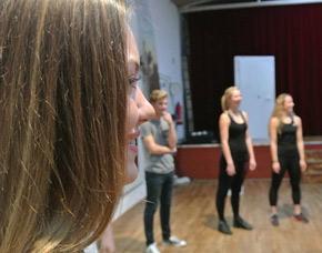 Schauspiel - 2-tägiger Musical-Workshop 2-tägiger Musical-Workshop