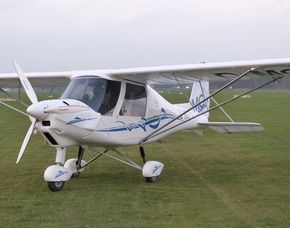 Flugzeug-Rundflug - 30 Minuten - Mönchengladbach über den Niederrhein - 30 Minuten