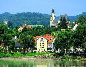 Kurzurlaub inkl. 80 Euro Leistungsgutschein - Hotel Donauhof - Emmersdorf an der Donau Hotel Donauhof