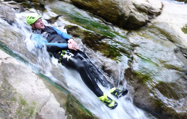 canyoning-tour-reutte-action