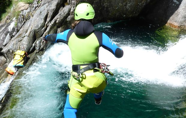 canyoning-tour-reutte-spass