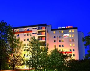 Kurzurlaub inkl. teilweise Leistungsgutschein - enjoy hotel Berlin City Messe - Berlin enjoy hotel Berlin City Messe