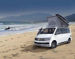 Kurzurlaub am Meer - 2 ÜN im VW-Bulli für 2-4 Personen
