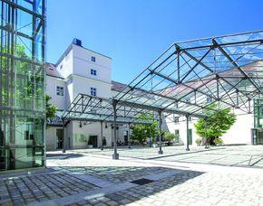 2x2 Übernachtungen - Hotel Altes Kloster - Hainburg a.d. Donau Hotel Altes Kloster