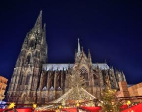 Köln_GYG Weihnachtsbootsfahrt+GYG Weihnachtstour Weihnachtsbootstour mit Brunch & Weihnachtsführung