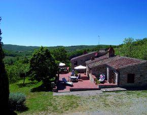 Kurzurlaub inkl. 80 Euro Leistungsgutschein - Agriturismo Vinci - Gaiole in Chianti Agriturismo Vinci