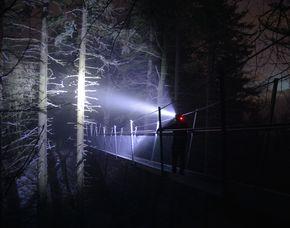 Nachtwanderung - Schwäbische Alb  für Zwei– ca. 3 Stunden Nachtwanderung – Schwäbische Alb - ca. 3 Stunden