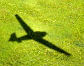 Motorsegler-Flug