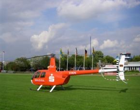Hubschrauber Rundflug - 30 Minuten - Hosenfeld-Jossa 30 Minuten