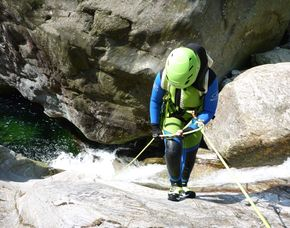 Canyoning FUN - Sonthofen Oberallgäu - 3-5 Stunden