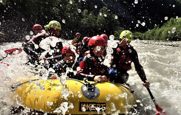 rafting-tour-golling-an-der-salzach-action