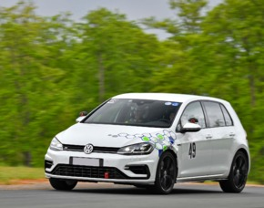 VW Golf R 4 Motion Renntaxi - Red Bull Ring - Spielberg VW Golf R 4 Motion – 4 Runden – Spielberg