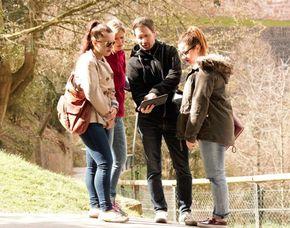 Geocaching Competition für 3 Personen Ca. 4,5 Stunden - iPad Challenge - bis zu 3 Personen