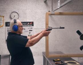 Großkaliber Schießtraining Tann Schießtraining mit Pistolen und Revolvern - Ca. 3 Stunden