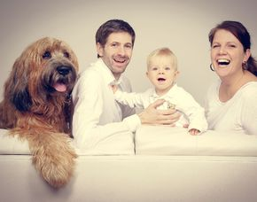 Familien-Fotoshooting