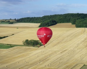Ballonfahrt Eifel - Aachen Naturpark Eifel - 75-90 Minuten
