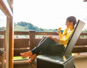 Wellnesserlebnis im Allgäu für 2 2 ÜN - Concordia Wellnesshotel & SPA - Oberstaufen Concordia Wellnesshotel & SPA – 5-Gänge-Menü