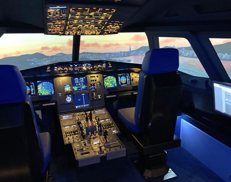 3D Flugsimulator Meerbusch