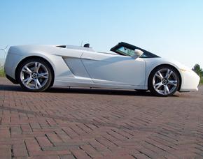 Lamborghini Gallardo fahren - 30 Minuten Lamborghini Gallardo - 25 Minuten mit Instruktor