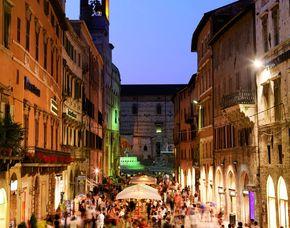 Kurzurlaub inkl. 80 Euro Leistungsgutschein - Hotel Colle della Trinità - Corciano nahe Perugia Hotel Colle della Trinità