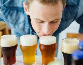 Bierverkostung von 6-8 Sorten Bier & 3-Gänge Menü