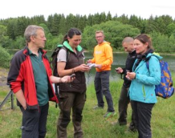 Geocaching (2 Personen) - Clausthal-Zellerfeld 4 Stunden -  für Zwei