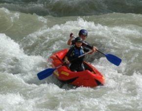 Rafting-Wildwasser-Wochenende-Schneizlreuth inkl. Kanu-Tour & Verpflegung