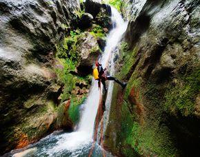 Canyoning - Reit im Winkl Chiemgau – 4 Stunden