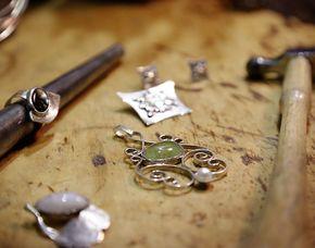 Goldschmieden   Eisenach mit Werkstattbesichtigung, ca. 7 Stunden