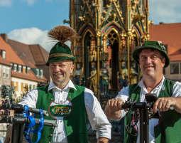 Segway Tour (Altstadttour) Altstadt-Tour - Ca. 2,5 Stunden