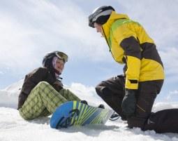 Snowboard Wochenendkurs - Lenggries Wochenend Snowboardkurs für Einsteiger - 2 Tage