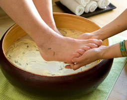 Happy Feet Fußmassage   München 25 Minuten